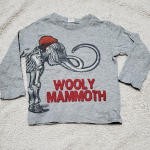 Wooly mammoth long sleeve